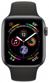 Часы Apple Watch Series 4 GPS 40mm Aluminum Case with Sport Band